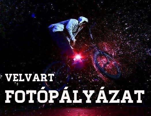 Velvárt BMX Shop FOTÓPÁLYÁZAT
