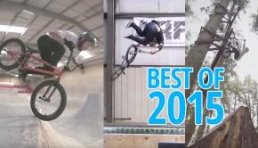 2015 legjobb bmx-es trükkjei egy videóban