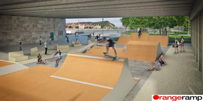 A B.F.H. eddigi legnagyobb eredménye: A Boráros téren skatepark lesz!