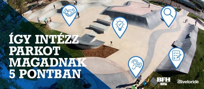 Így intézz skateparkot a városodba