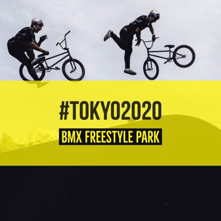 Freestyle BMX az Olimpián!