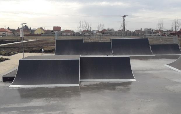 Új skatepark: Mezőkövesd